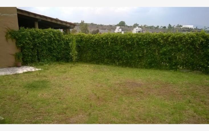Foto de casa en venta en sn 1, bosques tres marías, morelia, michoacán de ocampo, 1024135 No. 04