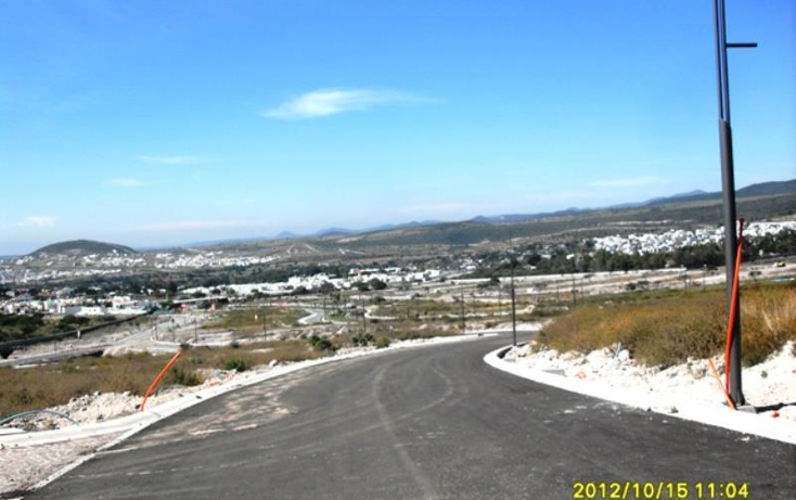 Foto de terreno habitacional en venta en s/n 1, felipe carrillo puerto, quer?taro, quer?taro, 526928 No. 03