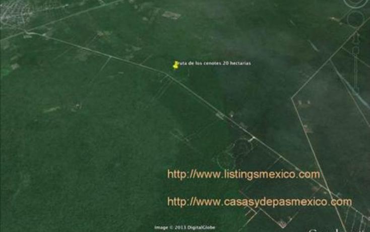 Foto de terreno comercial en venta en sn 1, puerto morelos, benito juárez, quintana roo, 378118 no 04