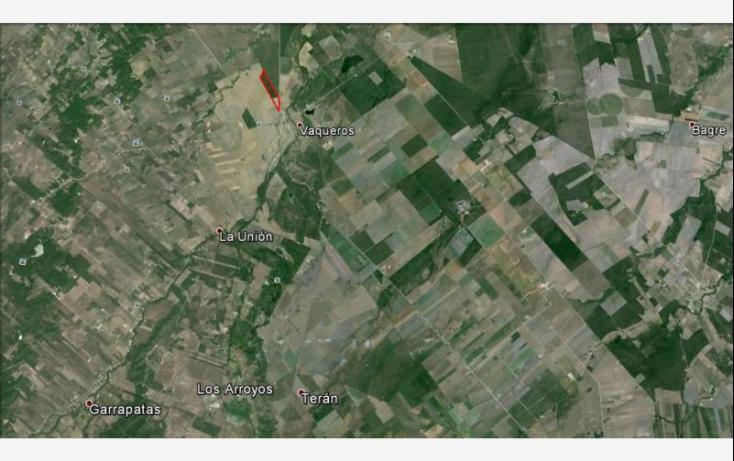 Foto de terreno industrial en venta en sn 1, vaqueros, cadereyta jiménez, nuevo león, 602527 no 01