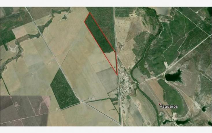 Foto de terreno industrial en venta en sn 1, vaqueros, cadereyta jiménez, nuevo león, 602527 no 02