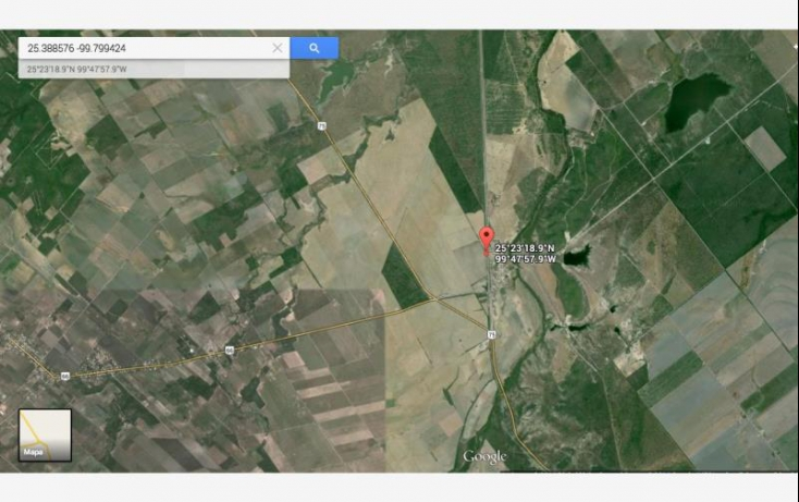 Foto de terreno industrial en venta en sn 1, vaqueros, cadereyta jiménez, nuevo león, 602527 no 03