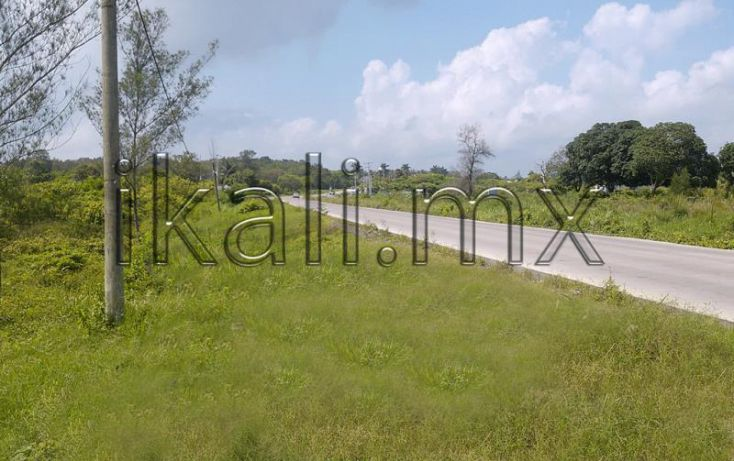 Foto de terreno habitacional en venta en sn, 23 de noviembre, tuxpan, veracruz, 582260 no 02