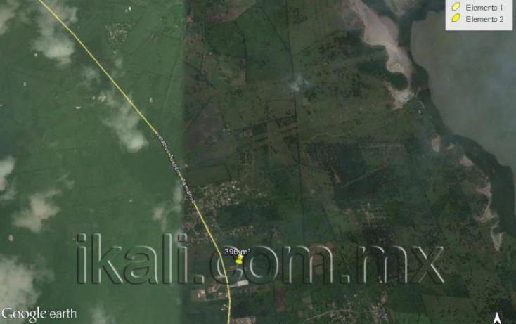 Foto de terreno habitacional en venta en sn, 23 de noviembre, tuxpan, veracruz, 582260 no 12