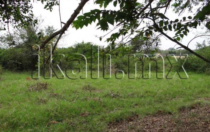 Foto de terreno habitacional en venta en sn, 23 de noviembre, tuxpan, veracruz, 852037 no 06