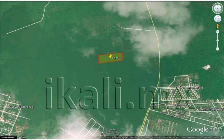 Foto de terreno habitacional en venta en sn, 23 de noviembre, tuxpan, veracruz, 852037 no 07