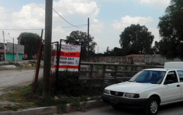 Foto de terreno habitacional en venta en sn, ampliación residencial san ángel, tizayuca, hidalgo, 966919 no 01