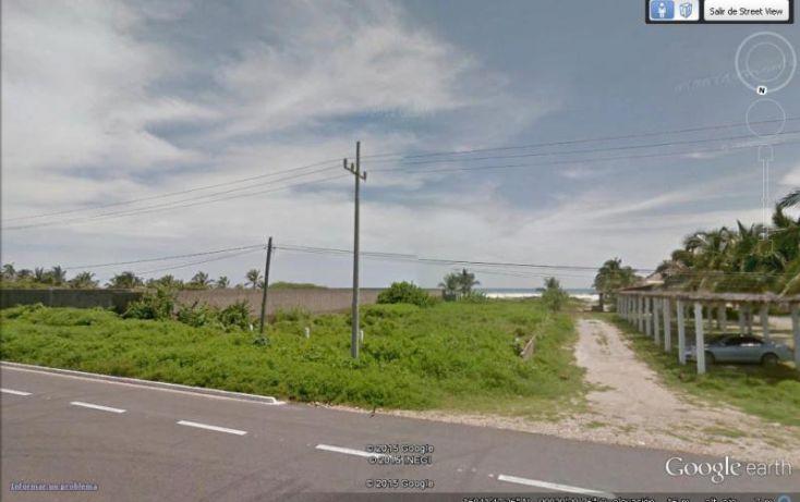 Foto de terreno habitacional en venta en sn, barra vieja, acapulco de juárez, guerrero, 1198275 no 01