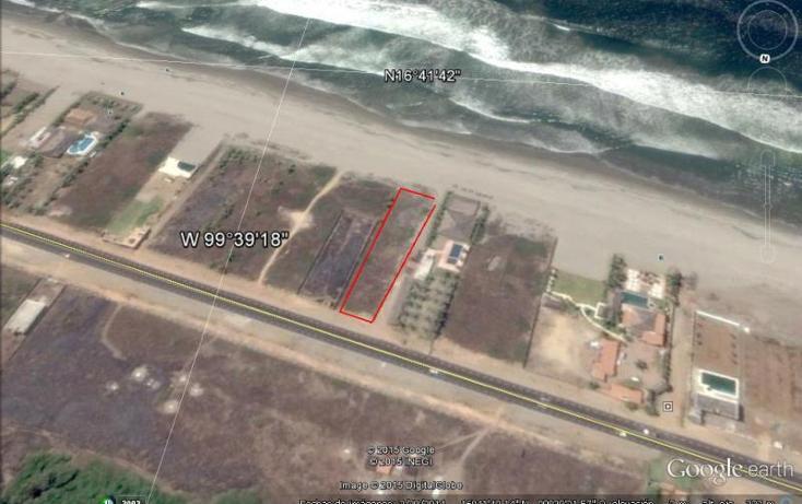 Foto de terreno habitacional en venta en sn, barra vieja, acapulco de juárez, guerrero, 1198275 no 02