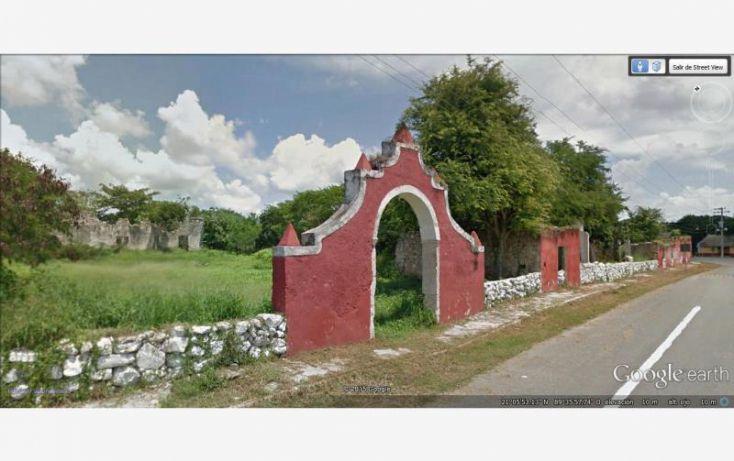Foto de terreno habitacional en venta en sn, chablekal, mérida, yucatán, 1469721 no 07