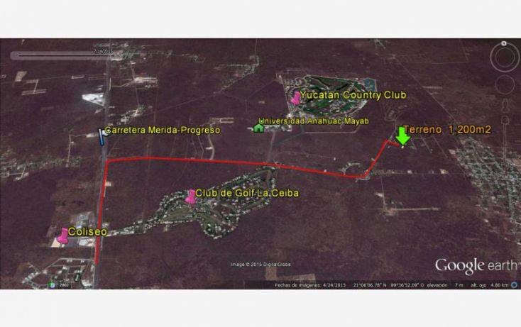 Foto de terreno habitacional en venta en sn, chablekal, mérida, yucatán, 1469721 no 08