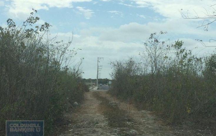 Foto de terreno habitacional en venta en sn, chablekal, mérida, yucatán, 1930949 no 05