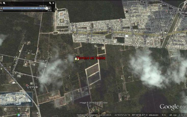 Foto de terreno habitacional en venta en sn, chablekal, mérida, yucatán, 1930949 no 07