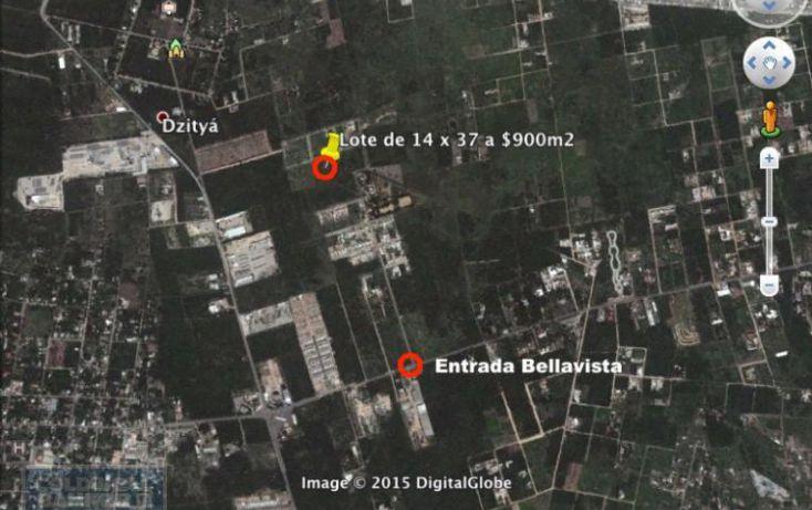 Foto de terreno habitacional en venta en sn, chablekal, mérida, yucatán, 1930989 no 05