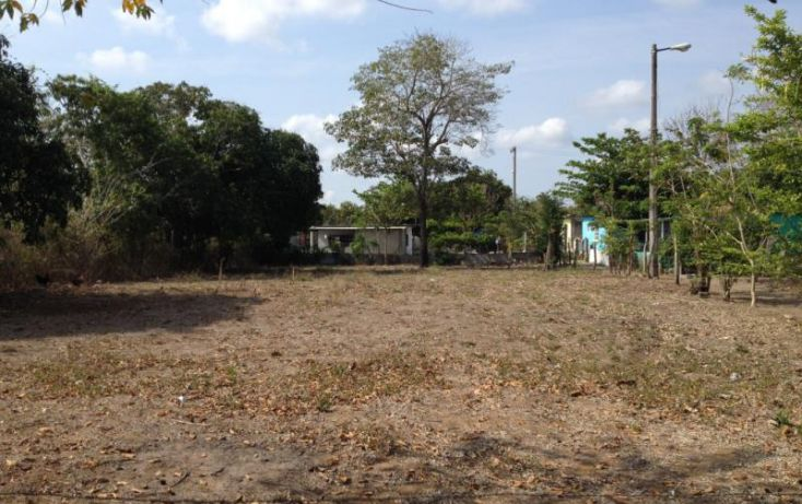 Foto de terreno habitacional en venta en sn, delfino victoria santa fe, veracruz, veracruz, 1764916 no 01