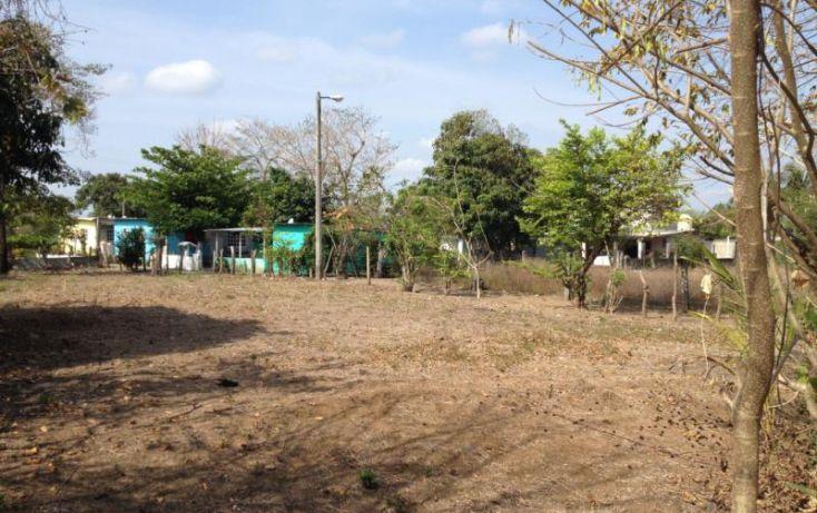 Foto de terreno habitacional en venta en sn, delfino victoria santa fe, veracruz, veracruz, 1764916 no 02