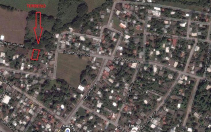 Foto de terreno habitacional en venta en sn, delfino victoria santa fe, veracruz, veracruz, 1764916 no 06