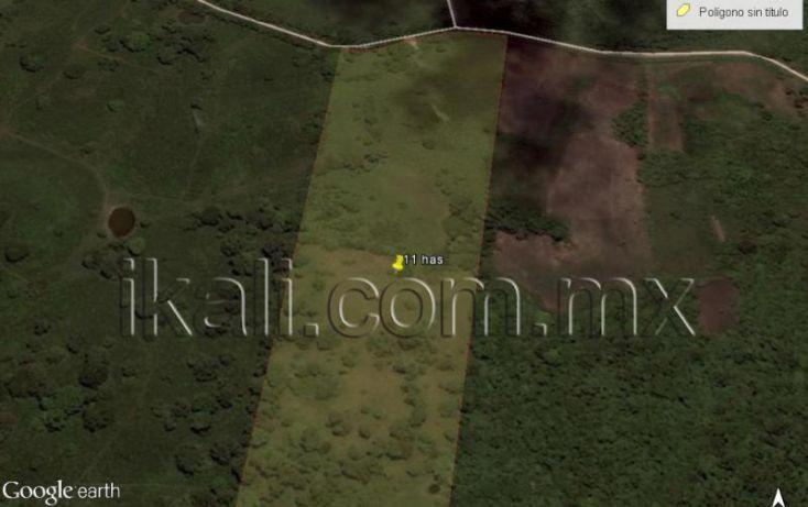 Foto de terreno habitacional en venta en sn, democrática, tuxpan, veracruz, 584013 no 09