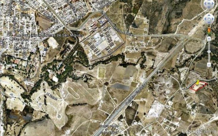 Foto de terreno habitacional en venta en sn, el ocote, huauchinango, puebla, 894363 no 05