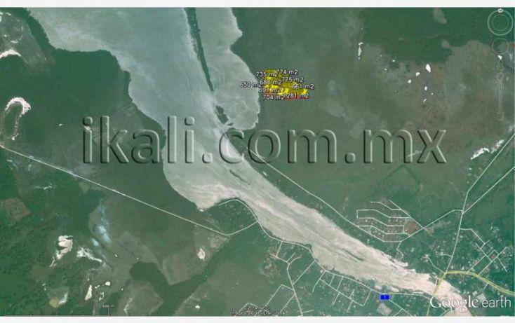 Foto de terreno habitacional en venta en sn, el paraíso, tuxpan, veracruz, 1223839 no 01