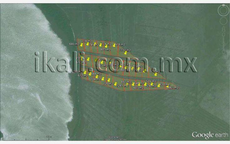 Foto de terreno habitacional en venta en sn, el paraíso, tuxpan, veracruz, 1223839 no 02