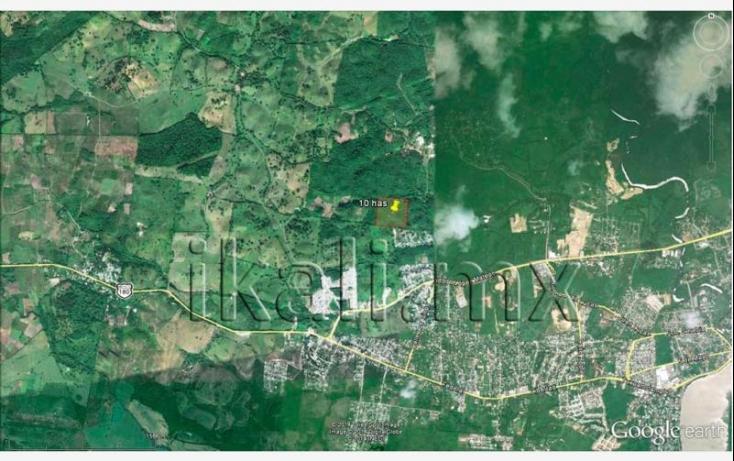 Foto de terreno habitacional en venta en sn, el paraíso, tuxpan, veracruz, 582413 no 01