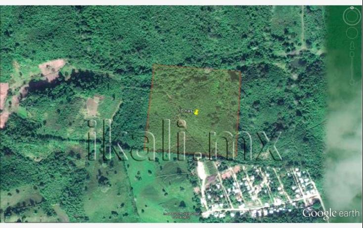 Foto de terreno habitacional en venta en sn, el paraíso, tuxpan, veracruz, 582413 no 02