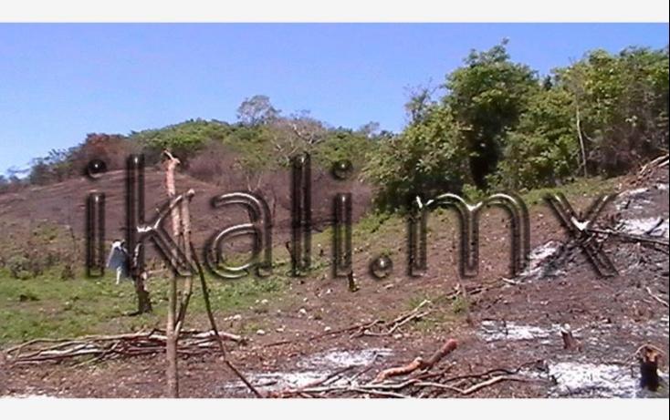 Foto de terreno habitacional en venta en sn, el paraíso, tuxpan, veracruz, 582413 no 04