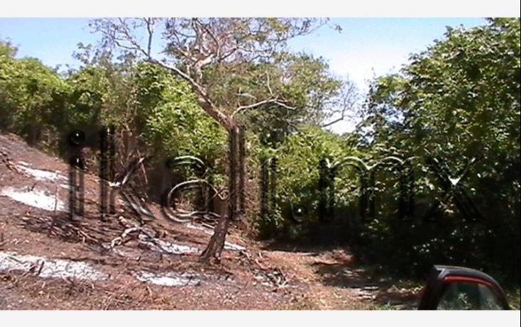Foto de terreno habitacional en venta en sn, el paraíso, tuxpan, veracruz, 582413 no 06
