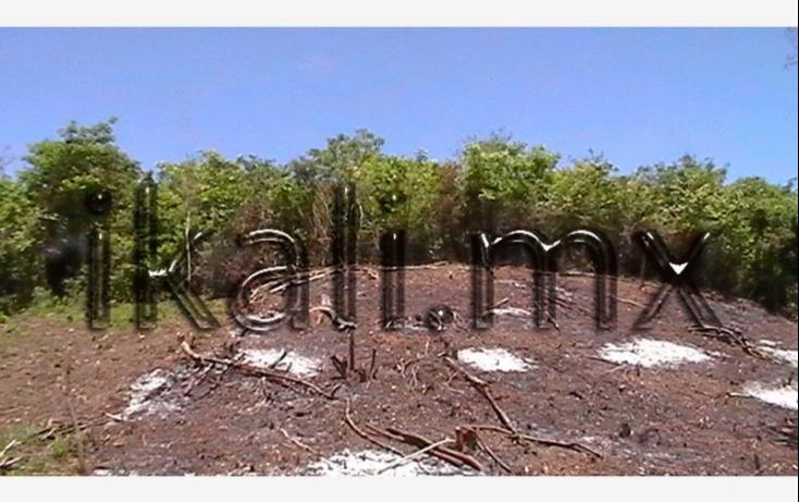 Foto de terreno habitacional en venta en sn, el paraíso, tuxpan, veracruz, 582413 no 07