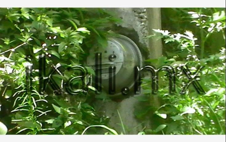 Foto de terreno habitacional en venta en sn, el paraíso, tuxpan, veracruz, 582413 no 12