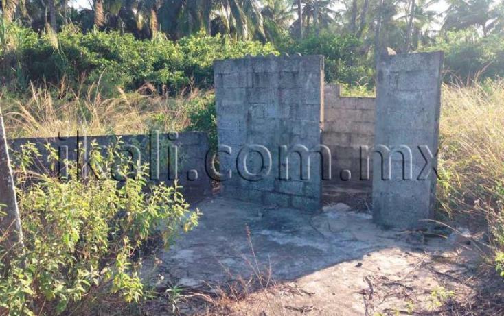 Foto de terreno habitacional en venta en sn, el paraíso, tuxpan, veracruz, 584005 no 02