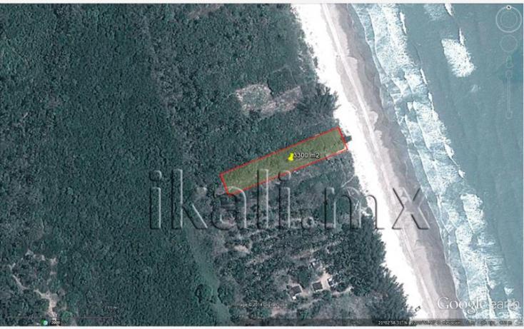 Foto de terreno habitacional en venta en sn, el paraíso, tuxpan, veracruz, 584005 no 04