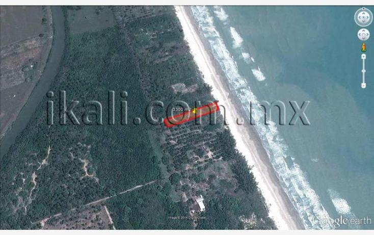 Foto de terreno habitacional en venta en sn, el paraíso, tuxpan, veracruz, 584005 no 05