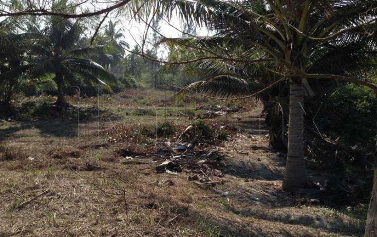 Foto de terreno habitacional en venta en sn, el paraíso, tuxpan, veracruz, 584005 no 08