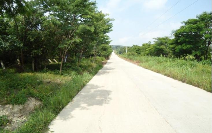 Foto de terreno habitacional en venta en sn, granjas club campestre, tuxtla gutiérrez, chiapas, 585657 no 07