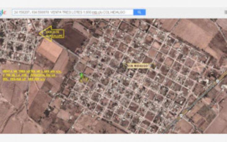 Foto de terreno habitacional en venta en sn, hidalgo, durango, durango, 1596046 no 05