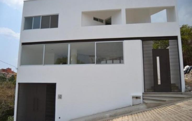 Foto de casa en venta en sn, jardines de ahuatlán, cuernavaca, morelos, 510705 no 01