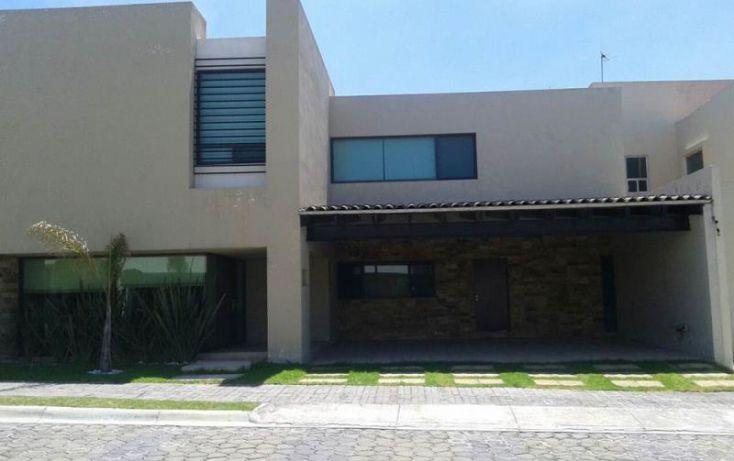 Foto de casa en renta en sn, lomas de angelópolis ii, san andrés cholula, puebla, 1605212 no 01