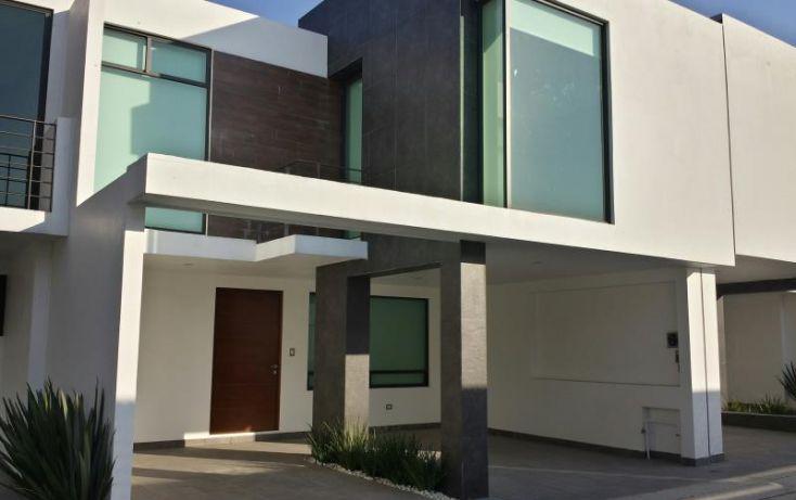 Foto de casa en renta en sn, momoxpan, san pedro cholula, puebla, 1630260 no 01