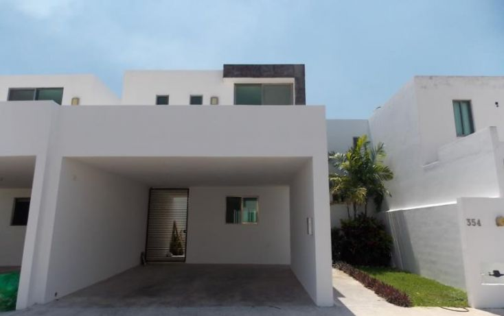 Foto de casa en renta en sn, montecarlo, mérida, yucatán, 1761154 no 10