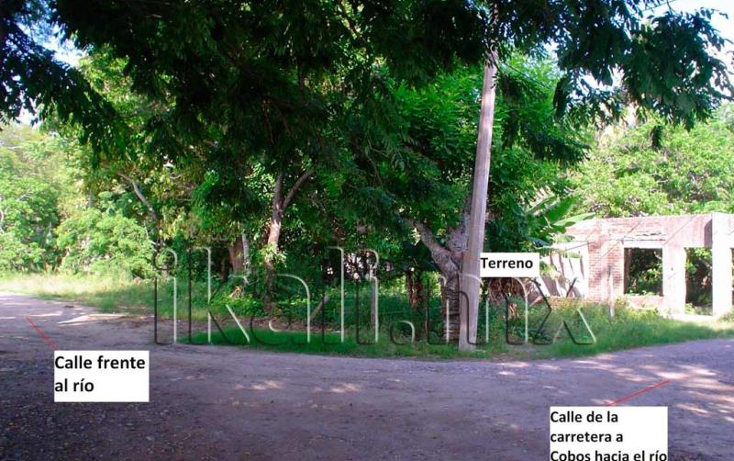 Foto de terreno habitacional en venta en s/n nonumber, cobos, tuxpan, veracruz de ignacio de la llave, 582308 No. 08
