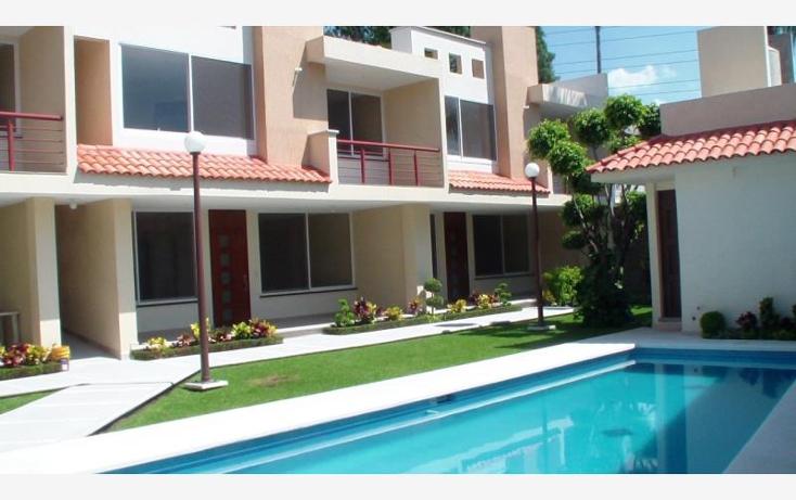 Foto de casa en venta en s/n nonumber, jacarandas, cuernavaca, morelos, 1982146 No. 01