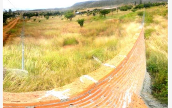 Foto de terreno habitacional en venta en sn nonumber, san vicente de chupaderos, durango, durango, 1601796 No. 08