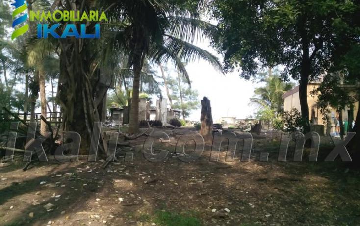 Foto de terreno habitacional en venta en sn, playa azul, tuxpan, veracruz, 616317 no 02