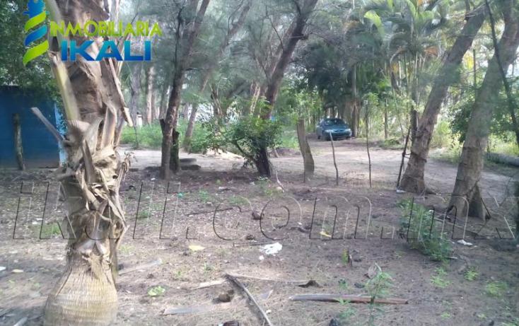 Foto de terreno habitacional en venta en sn, playa azul, tuxpan, veracruz, 616317 no 04