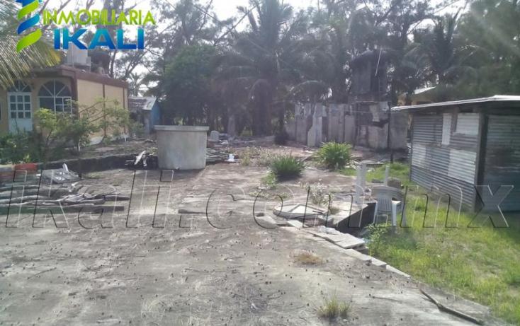 Foto de terreno habitacional en venta en sn, playa azul, tuxpan, veracruz, 616317 no 06