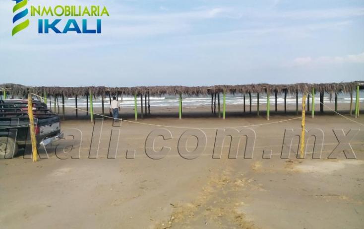 Foto de terreno habitacional en venta en sn, playa azul, tuxpan, veracruz, 616317 no 08