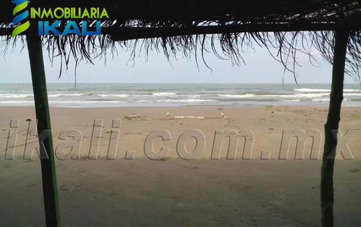 Foto de terreno habitacional en venta en sn, playa azul, tuxpan, veracruz, 616317 no 09