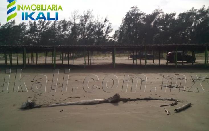 Foto de terreno habitacional en venta en sn, playa azul, tuxpan, veracruz, 616317 no 10